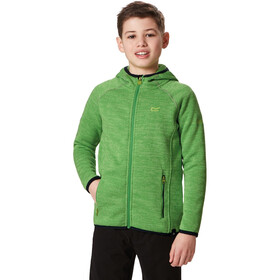 Regatta Dissolver Jas Kinderen, fairway green